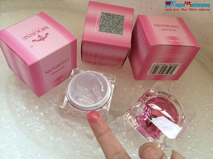 Gel dưỡng làm hồng nhũ hoa, trị thâm môi NENHONG KOREA