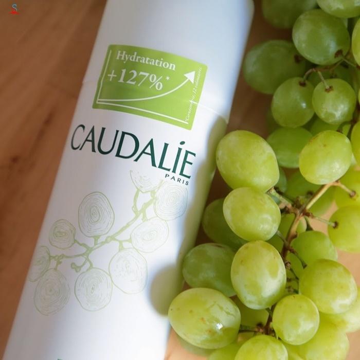 Xịt khoáng giữ ẩm Caudalie Pháp 200ml - ảnh 2