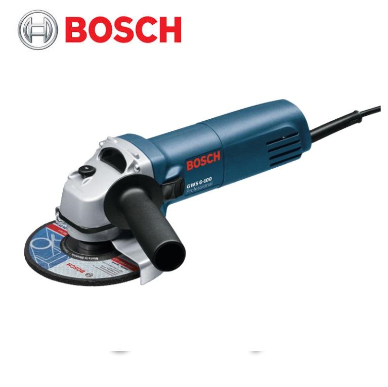Máy mài máy cắt .BOSCH GWS6 -100 1