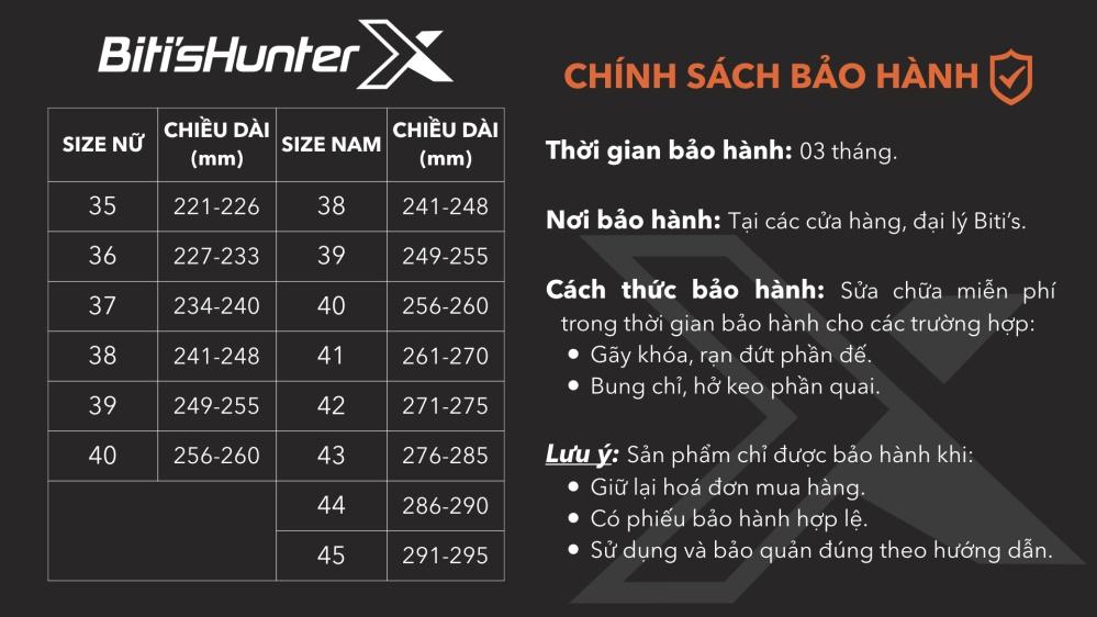 Giày thể thao cao cấp Nam Biti′s Hunter X Premium DSM066633DOO (Đỏ)