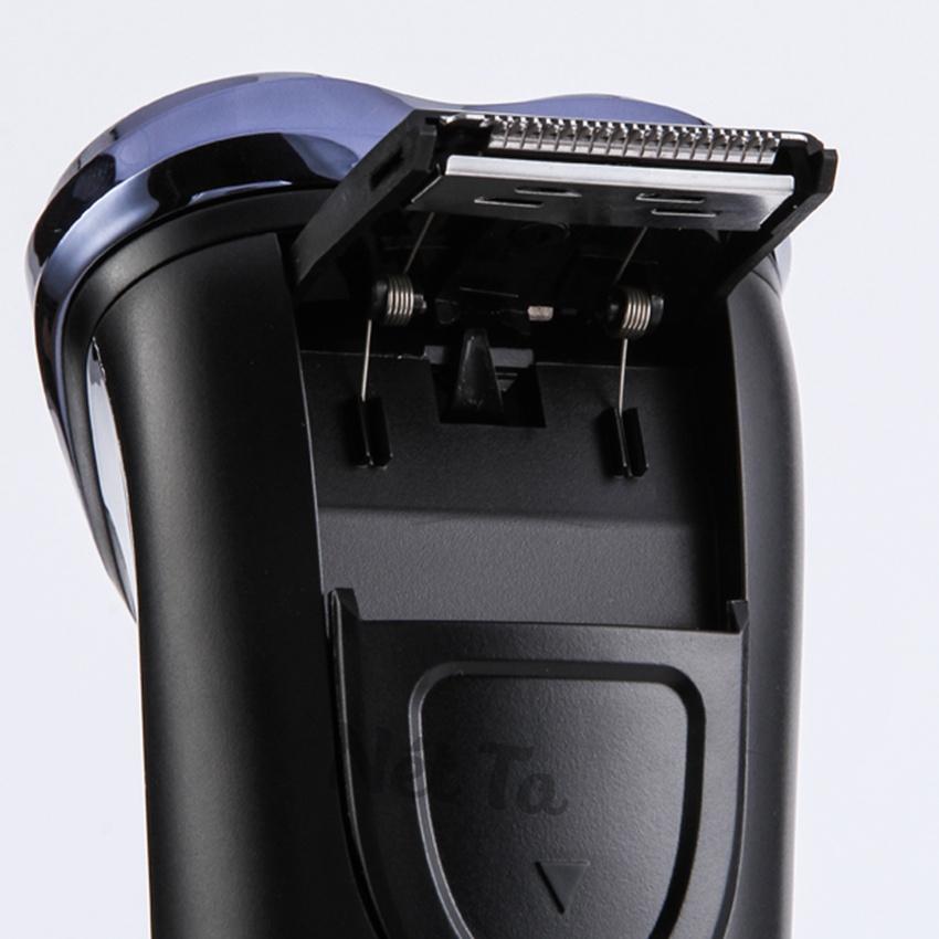 máy cạo râu 3 chiều flyco