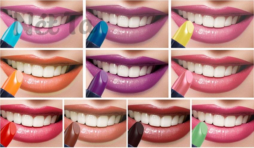 Son gió Mood Matcher 12 Hour Lip Color 3.5g Orange - Fran Wilson - Mỹ