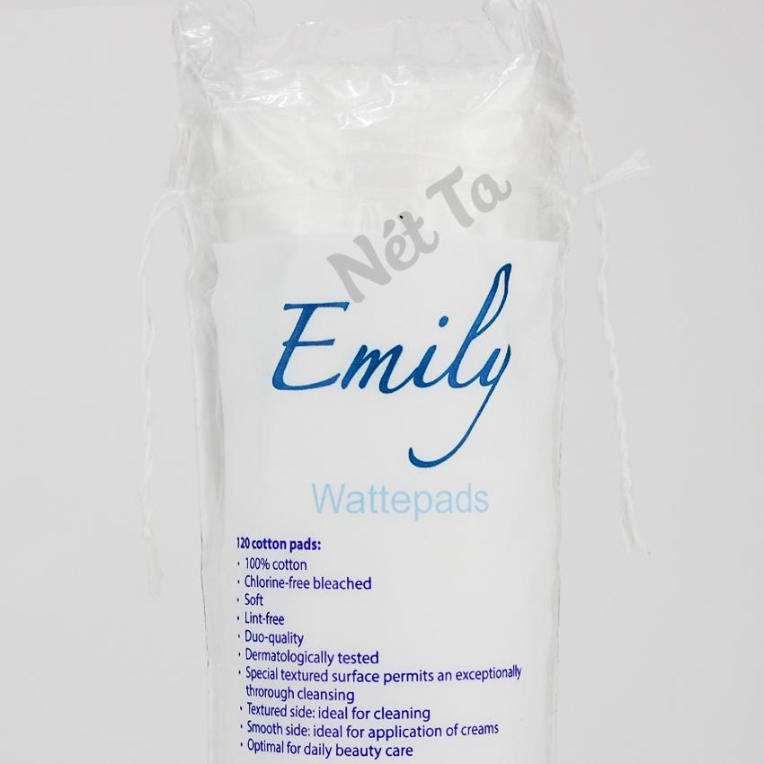 Bông tẩy trang Emily