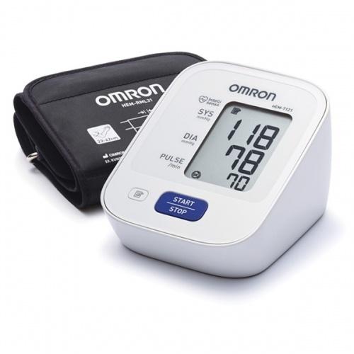 Máy đo huyết áp bắp tay Omron HEM 7121