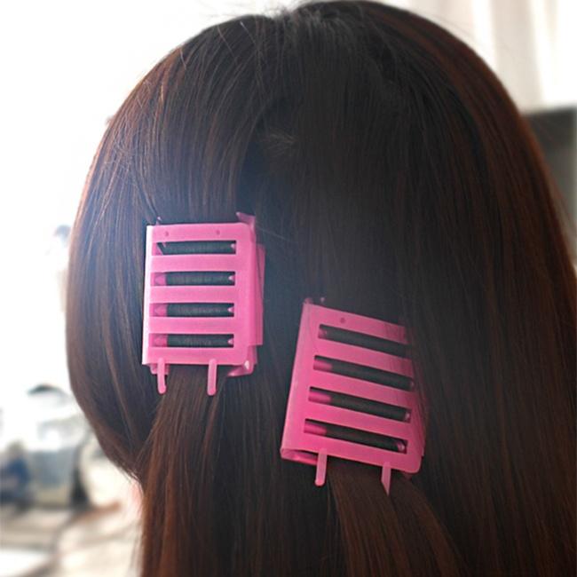 combo 3 dập xù chân tóc+ 1 bộ dụng cụ làm tóc - hình 3