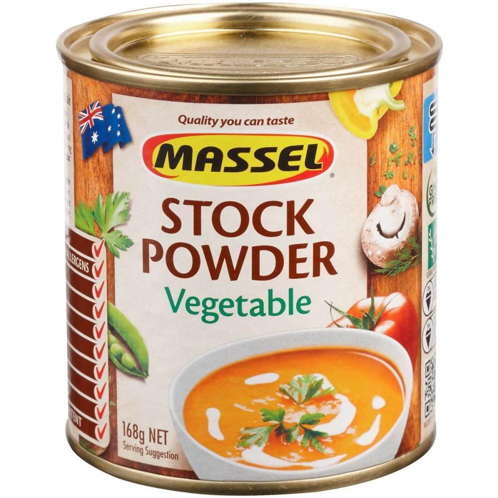 Image result for Massel Stock Powder Vegetable 168g