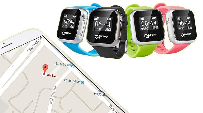 Đồng hồ có chức năng định vị GPS dành cho trẻ em PT03