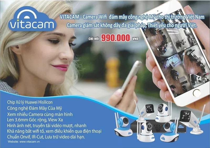 Camera Vitacam VT1080 -4