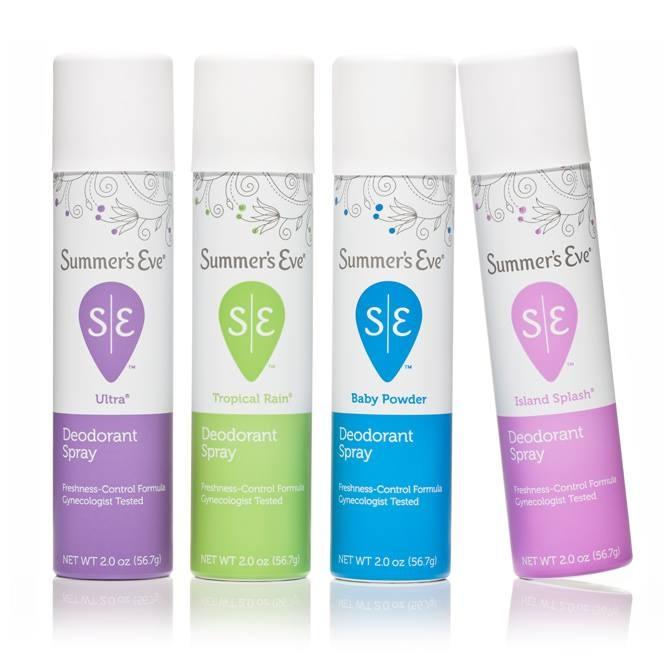 Kết quả hình ảnh cho xịt khử mùi summer eve ultra deodorant spray