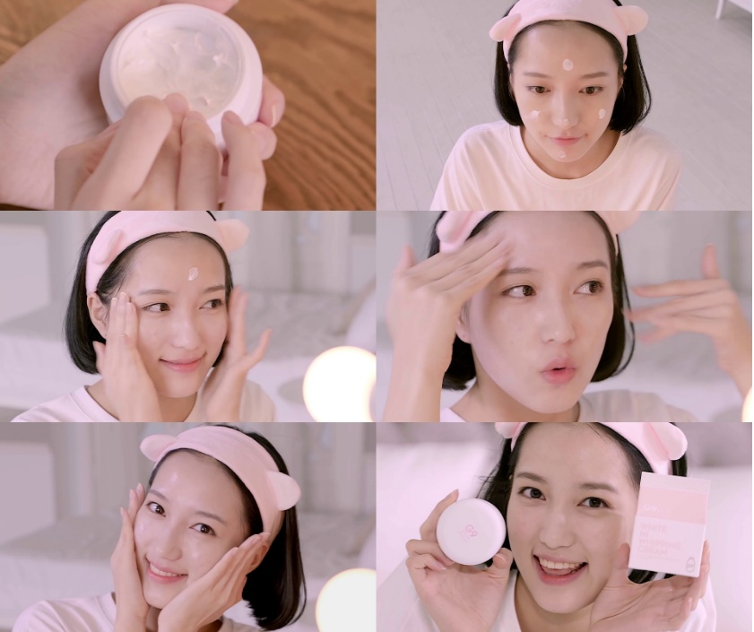 Kết quả hình ảnh cho kem dưỡng g9 skin white in whipping cream