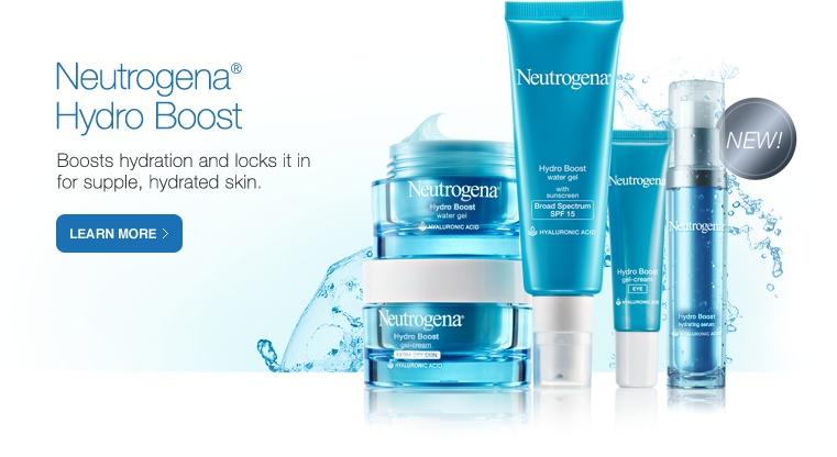 Kết quả hình ảnh cho hydro boost gel cream extra dry skin neutrogena