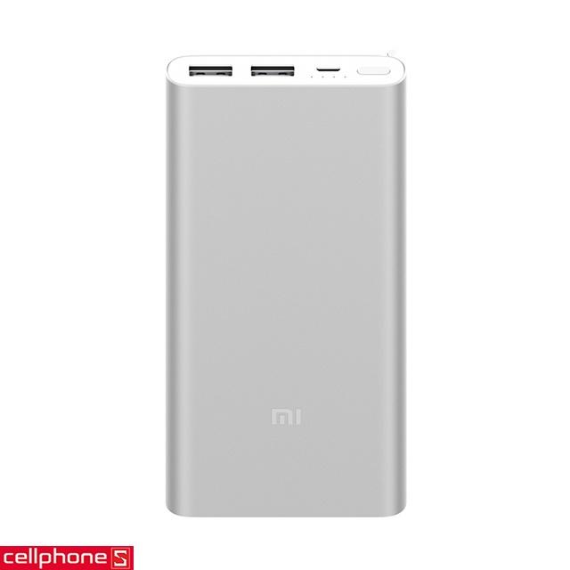 Pin dự phòng Xiaomi Mi Gen 2 2018 10000 mAh