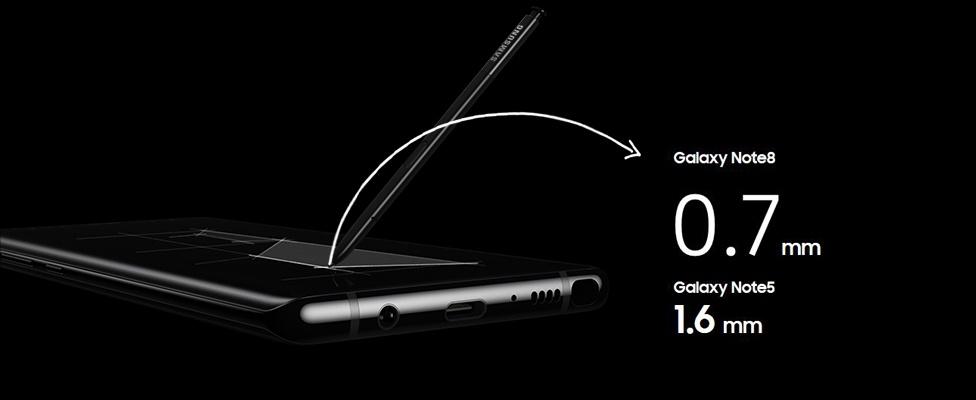 Samsung Galaxy Note 8 (Vàng) - Hãng phân phối chính thức
