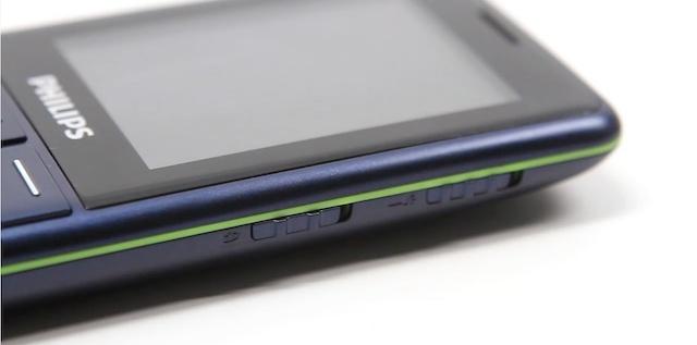 Cạnh trái là các phím tắt chức năng được tích hợp như phím mở/khoá nhanh điện thoại, bật/tắt đèn pin giúp thuận tiện tối đa trong thao tác.