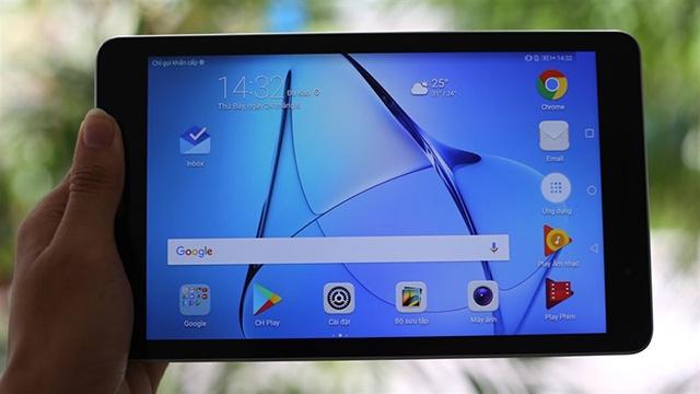 Độ sáng màn hình cao giúp bạn dễ dàng quan sát