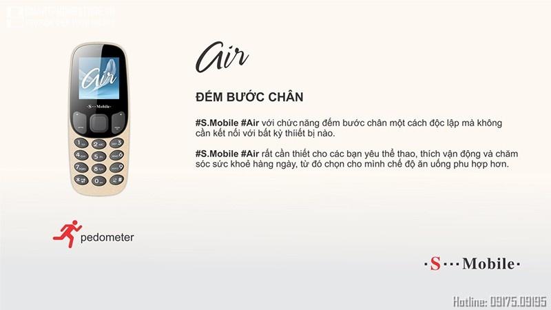 smartphonestore.vn - bán lẻ giá sỉ, online giá tốt điện thoại bluetooth smobile air mini chính hãng - 09175.09195