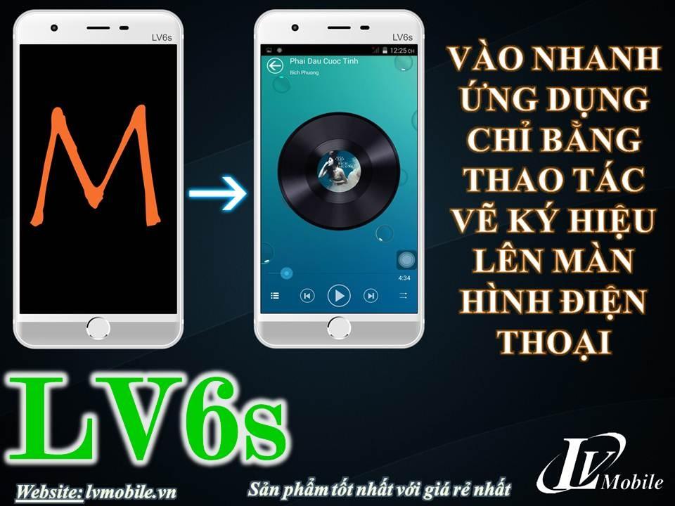 LV Mobile LV6s