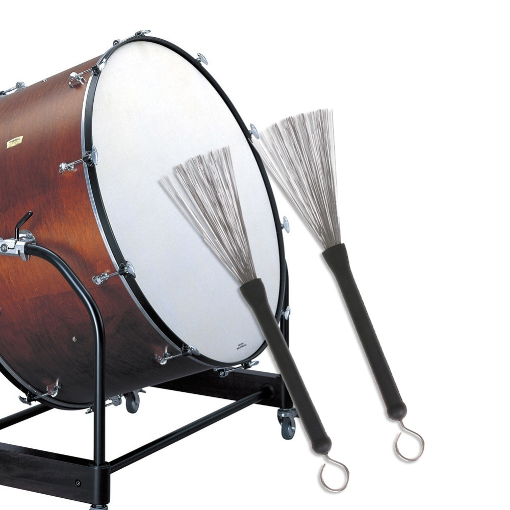 Jazz Drum Sticks Jazz Drum Brush Professional Drumsticks withHandle - intl nằm trong danh mục Media, Music & Books > Musical Instruments > Instrument ...