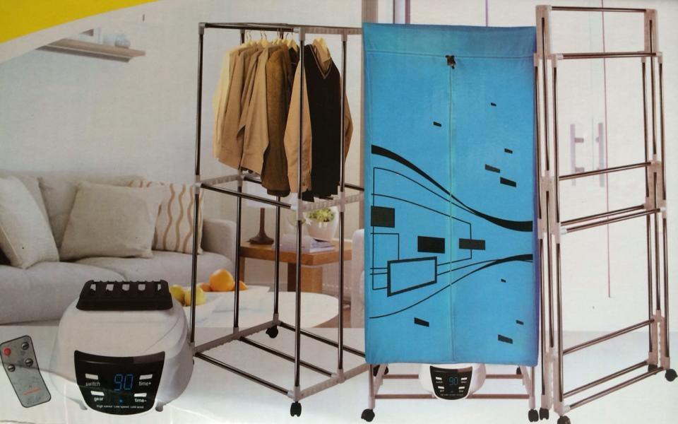 Tủ sấy khô quần áo công nghệ Nhật Bản Holtashi kiêm dàn phơi 1
