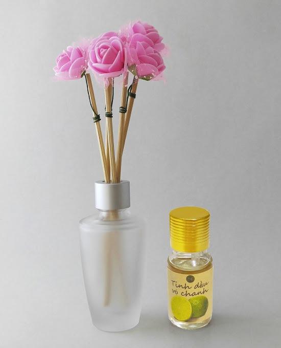hoa khuếch tán tinh dầu Ngọc Tuyết