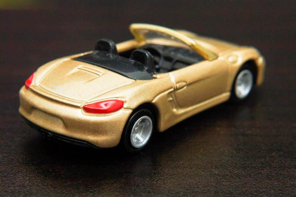 Siêu xe ô tô mô hình Tomica Porsche Boxster