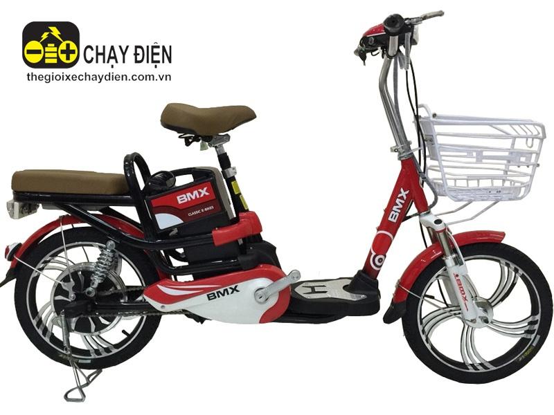 Xe đạp điện Bmx Classic nhún sau 18 inch