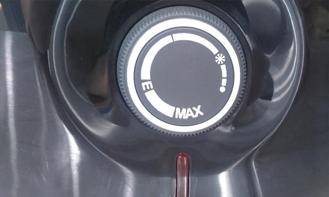 Máy nước nóng Ariston AN 15 LUX 2.5 FE tuỳ chỉnh