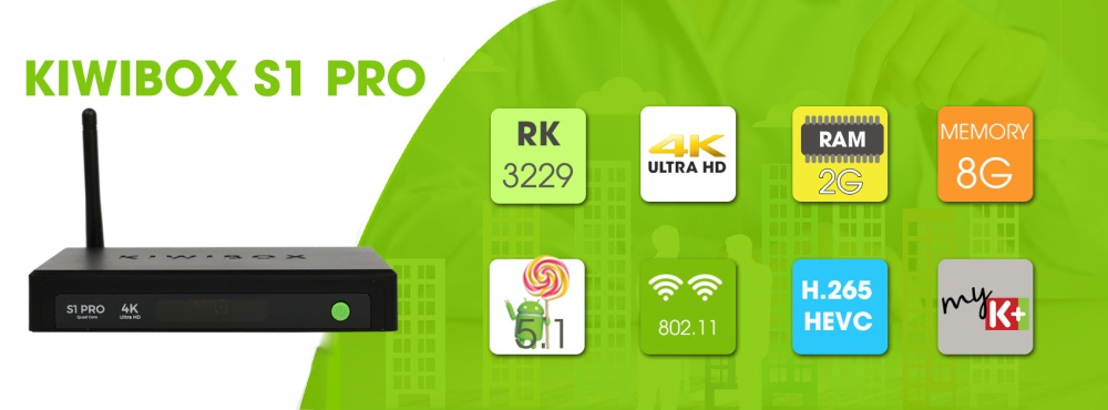 Thông số Kiwibox S1 Pro