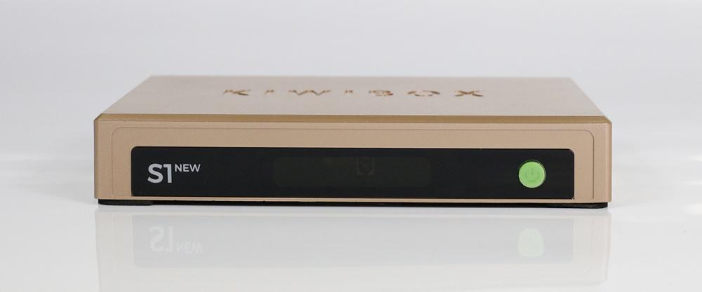 Kiwibox S1 New mặt trước