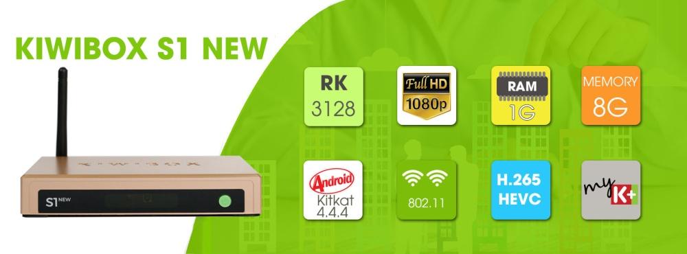 Thông số Kiwibox S1 New
