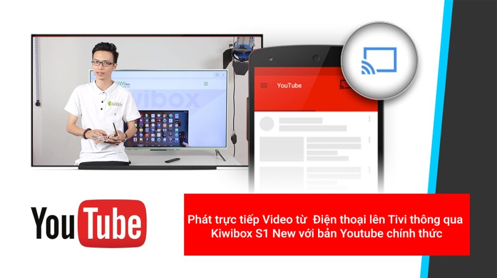 youtube của S1 New