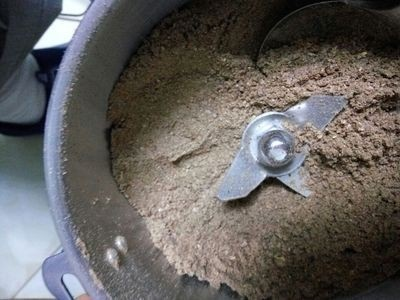 Máy xay bột khô, máy xay ngũ cốc, xay trà xanh, xay đậu nành 13