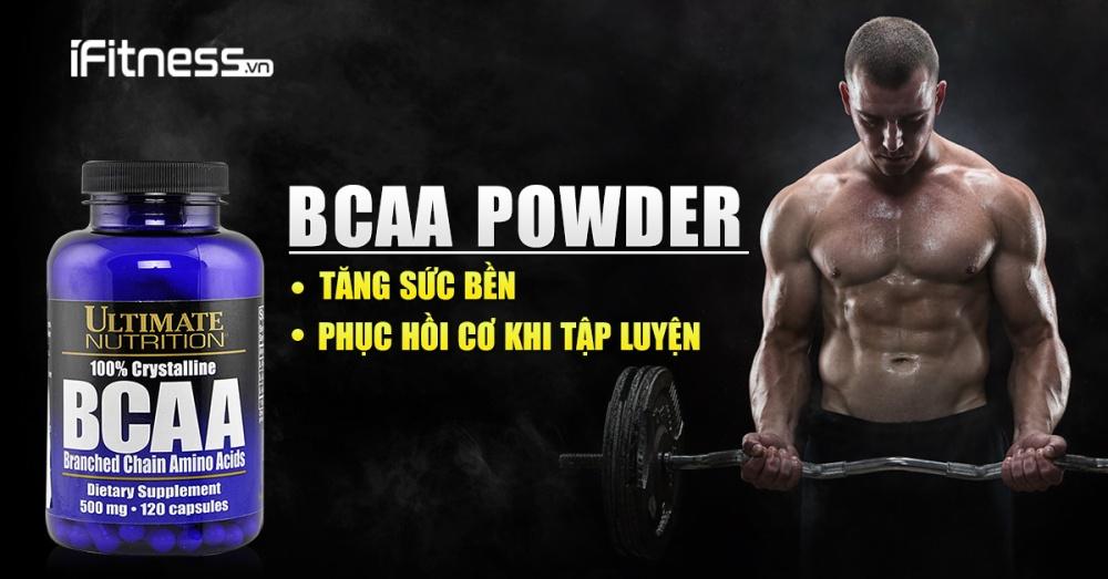 BCAA Powder 12000 banner