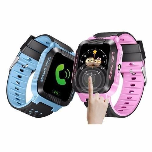 Đồng hồ định vị trẻ em GPS - Smart Watch Q528 Tracker GPS 1