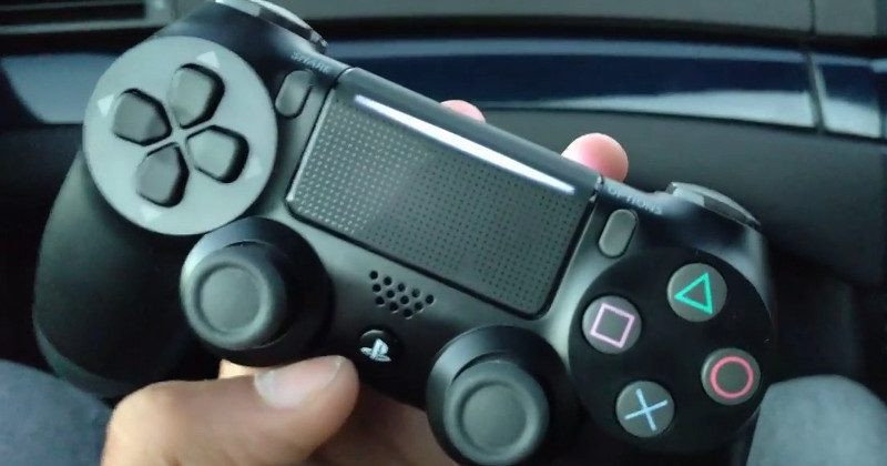 new dualshock 4