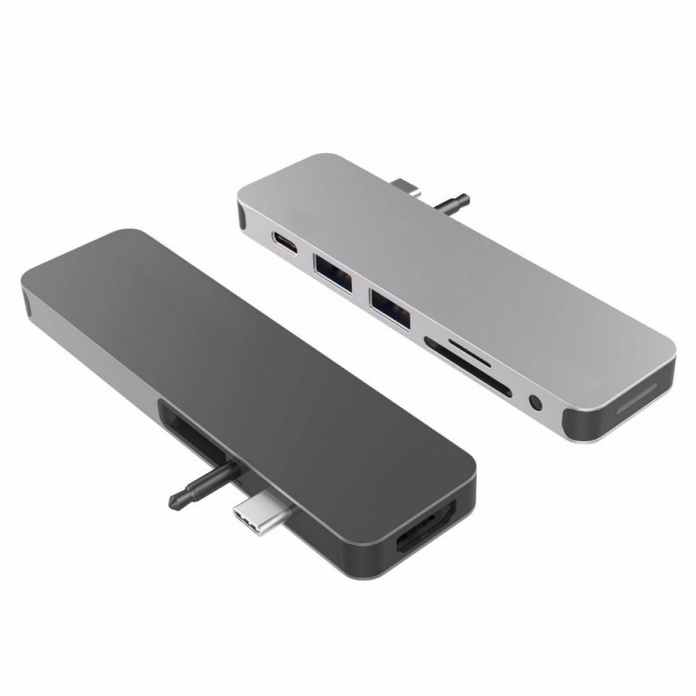Cổng chuyển HyperDrive SOLO 7-in-1 USB-C Hub for MacBook, PC & Devices HyperDrive – Review sản phẩm