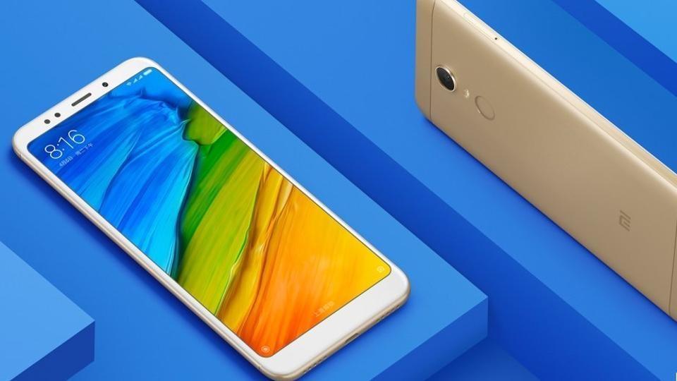 Xiaomi Redmi 5 Plus chính hãng