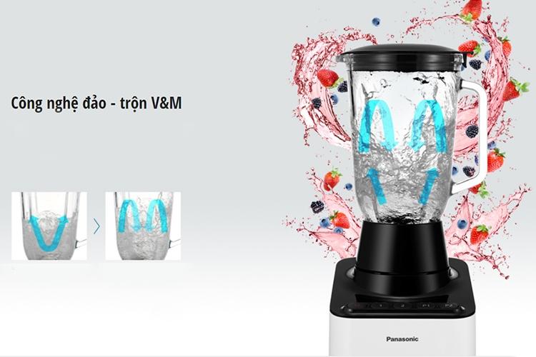 Máy Xay Sinh Tố Panasonic MX-V310KRA - Hàng Chính Hãng