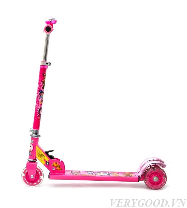 Xe trượt scooter trẻ em 3 bánh