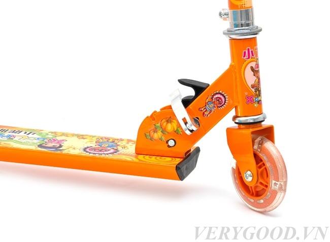 Xe trượt cho bé scooter 3 bánh