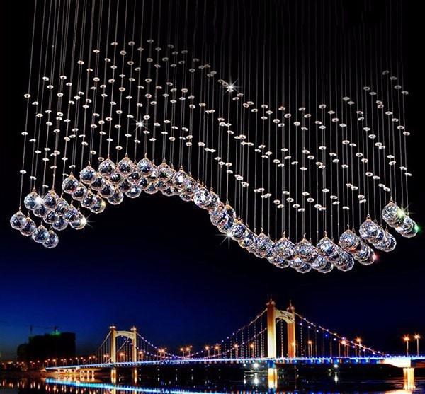 Đèn Phale lượn sóng thanh dài 0.8m 1