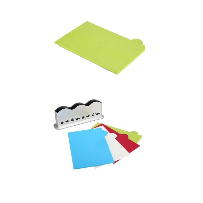 Set 4 thớt nhựa tiện dụng 5