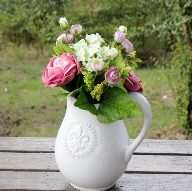 Bình hoa sứ đẹp