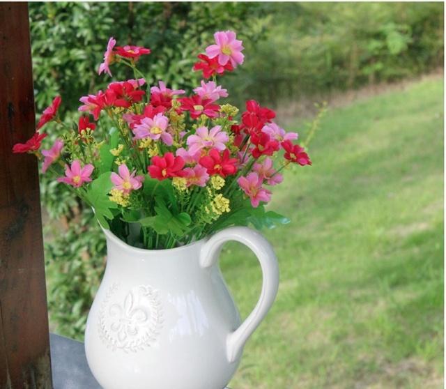 bình hoa sứ