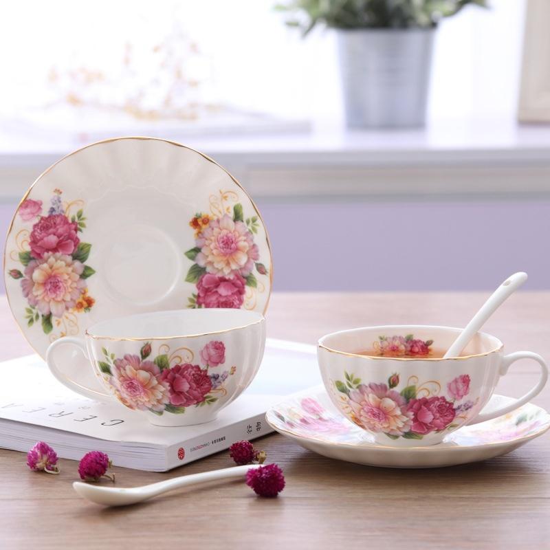 Bộ ấm trà bếp nến - Hoa Hồng 16
