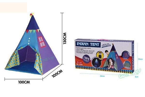 Lều tam giác cho bé 5
