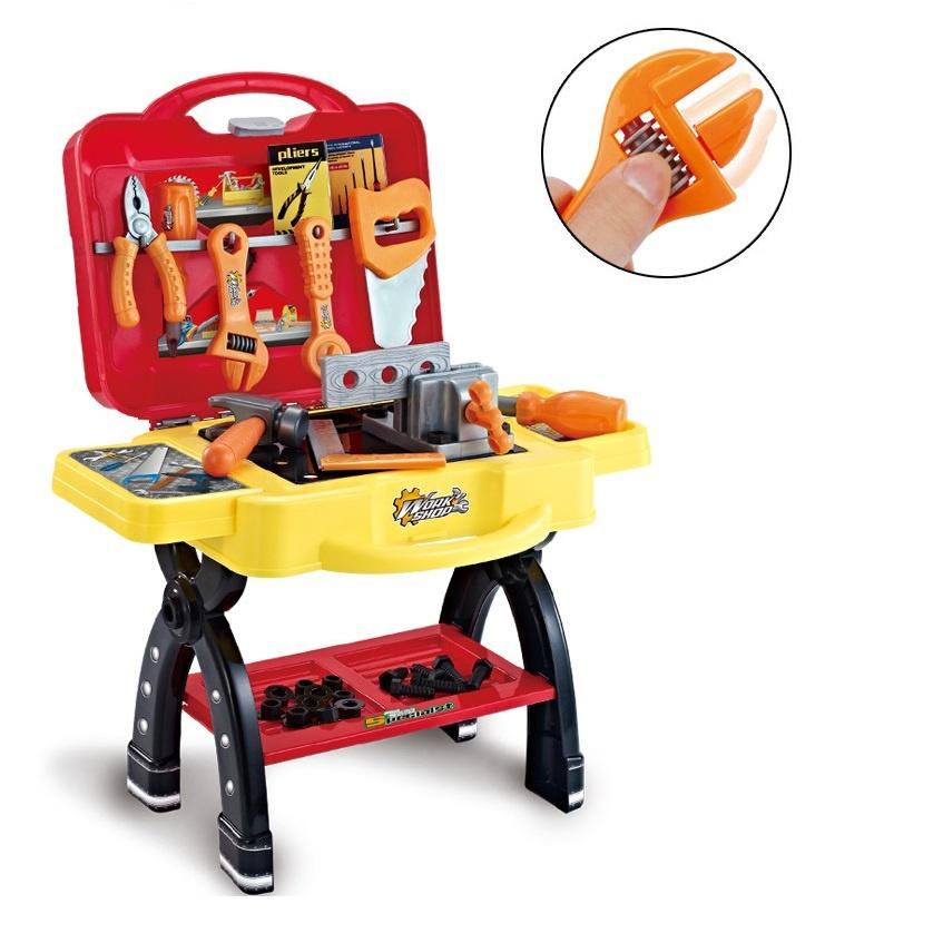 Bộ dụng cụ sửa chữa cho bé trai 4
