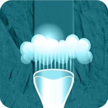 Hơi nước liên tục tự động được cung cấp bởi bơm điện