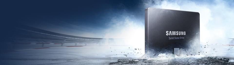 Ổ cứng SSD 250GB Samsung 850 EVO 2.5-Inch SATA III